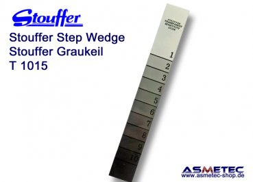 Stouffer Graukeil T1015, 10 Stufen, Inkrement 0,15