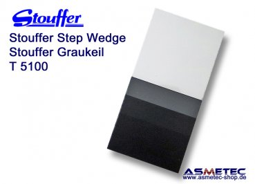 Stouffer Graukeil T5100, 5 Stufen, Inkrement 1,00